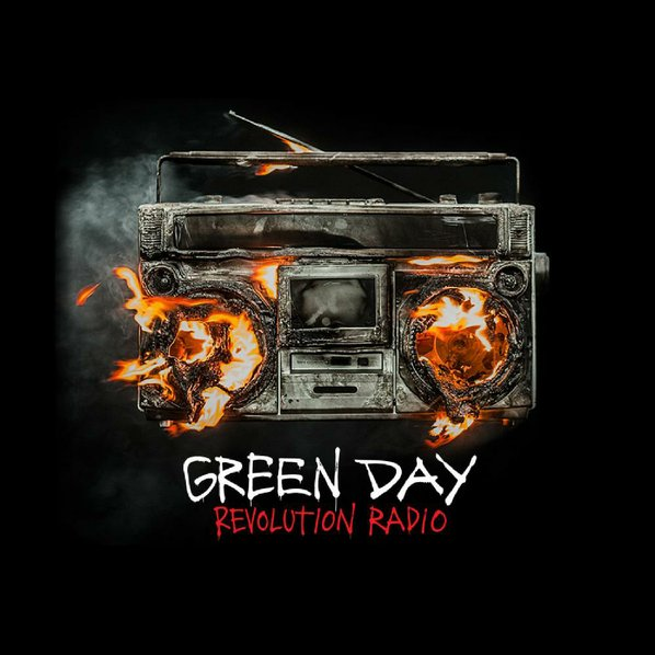 Green Day top Billboard album chart with 'Revolution Radio'