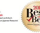 BEST of the BEST: Eating and drinking category winners