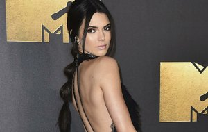 In this April 9, 2016 file photo, Kendall Jenner arrives at the MTV Movie Awards in Burbank, Calif.