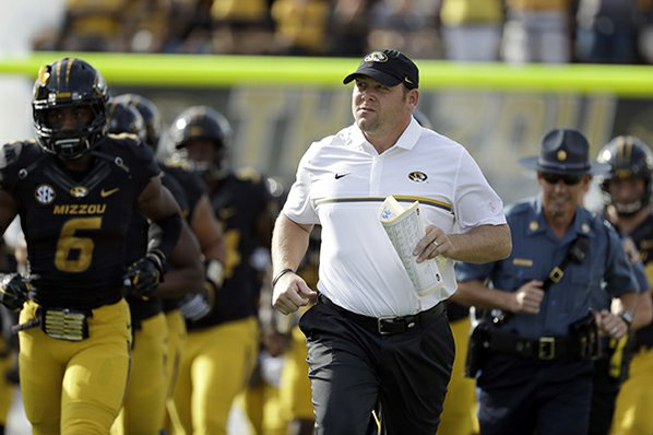 Missouri to run by committee following Crockett's suspension