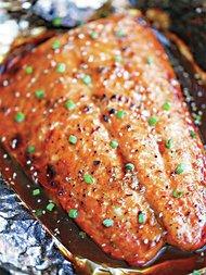 Foil Envelope Fish