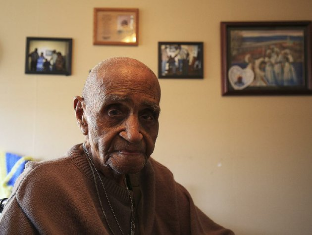 ben-haymon-who-served-in-the-army-is-the-oldest-known-veteran-in-arkansas-he-turns-107-on-tuesday