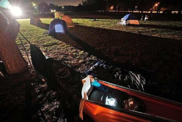 stephen-rose-of-searcy-gets-comfortable-in-his-hammock-friday-night-at-little-rocks-murray-park-during-a-campout-aimed-at-raising-awareness-and-funds-to-help-the-homeless