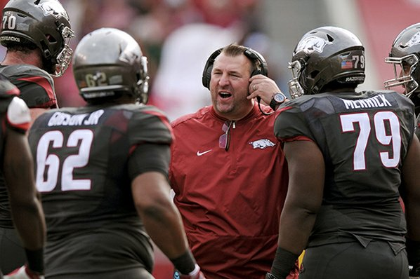 Revamped Arkansas defence ready for tough test against LSU