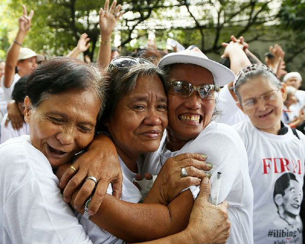 Duterte insists on Marcos hero's burial