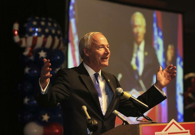 arkansas-democrat-gazettestaton-breidenthal-11816-gov-asa-hutchinson-speaks-tuesday-night-during-a-republican-watch-party-in-little-rock