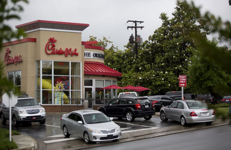 Central Arkansas City S First Chick Fil A Set To Open