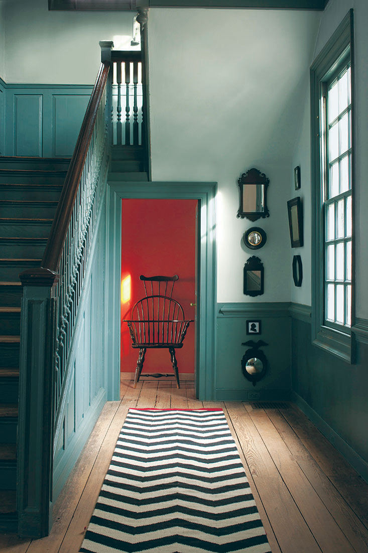 Paint Color Trends For 2017 Reference Historical Palettes