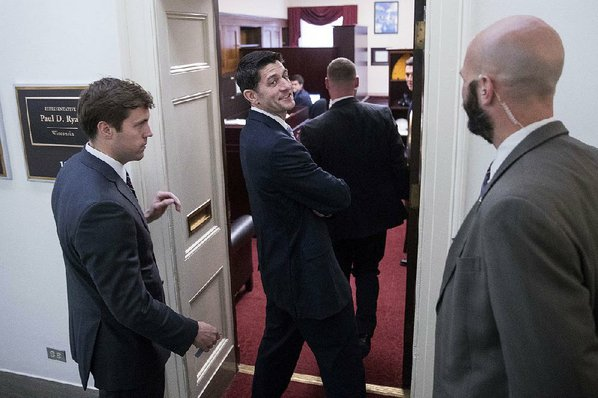 Coronated-Paul Ryan Nominated 'Unanimously' by Voice Vote