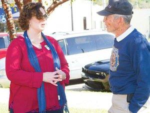 Veterans Day Ceremony, Benton