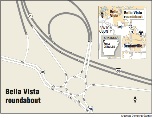 Roundabout In State S Plan For Bella Vista