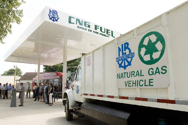 north-little-rock-officially-opens-its-compressed-natural-gas-station-during-this-ceremony-in-2011-the-city-contributed-258219-in-taxpayer-funds-to-build-the-station