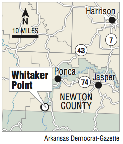 Whitaker Point fire half contained, state says