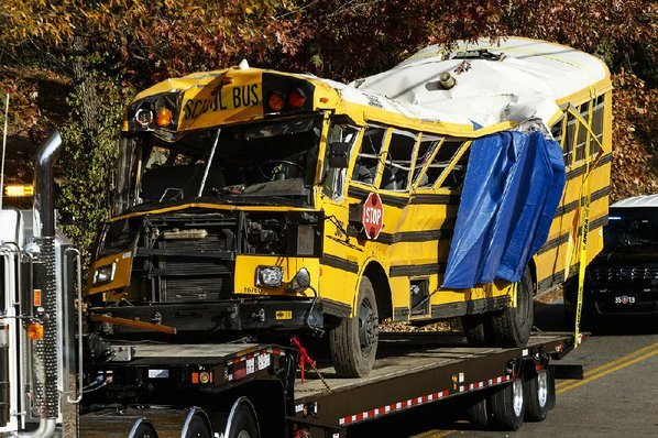 East Fayetteville Auto >> Driver jailed after school bus crash   NWADG