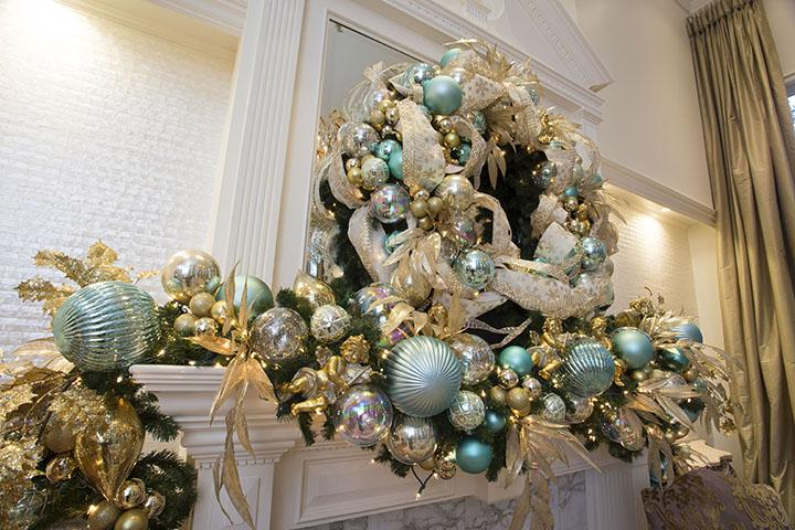 According To The Latest Trends In Christmas Decorating