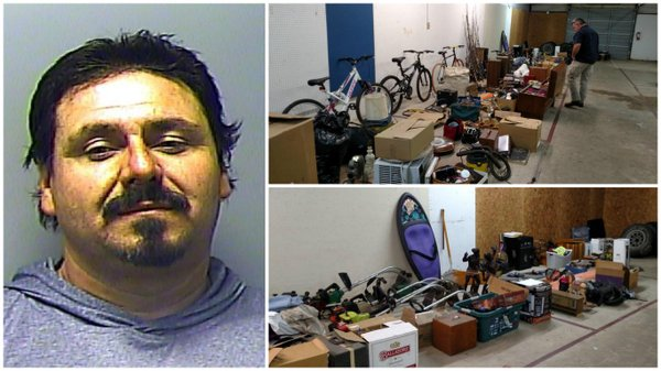 5 Trailer Loads Worth Of Stolen Items Found In Arkansas