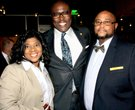 Frank D. Scott Jr. Reception