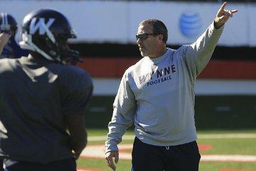 Wynne Coach Chris ...