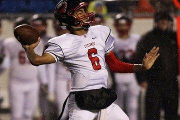 Russellville quarterback Cole ...