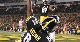 Pittsburgh Steelers wide ...