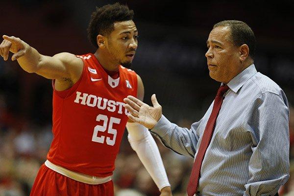 Houston head coach ...