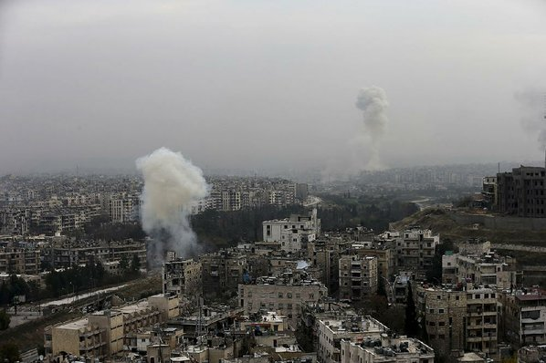 Syria army takes all of Aleppo Old City: monitor
