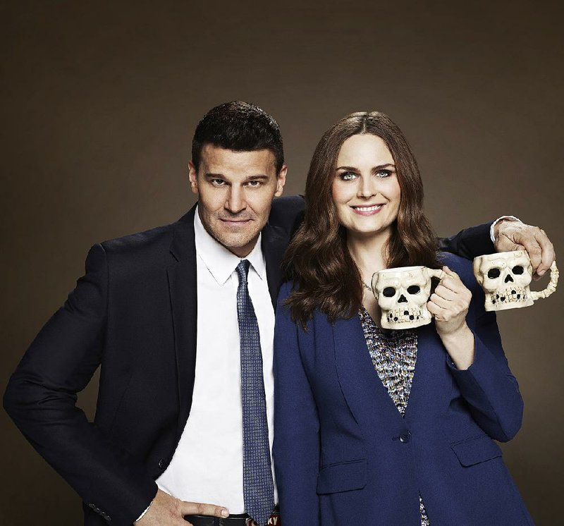bones the venerable fox forensic mystery series starring david boreanaz and emily deschanel will have 12 episodes to wrap things up beginning jan 3 - Christmas Vacation On Tv