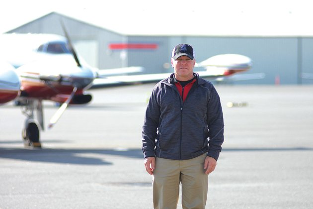 bobby gilliam of cabot is the first pilot