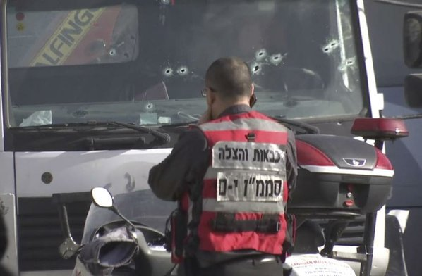 East Jerusalem man perpetrated ramming attack; Hamas hails 'heroic' act