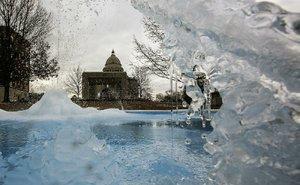 wild art fountain