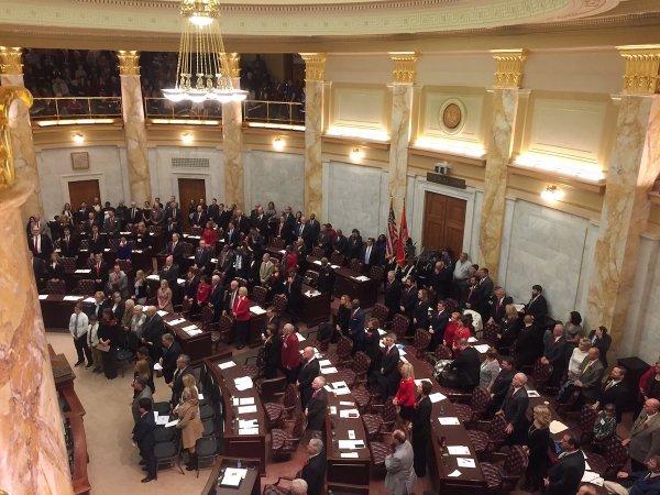 "Arkansas House approves ""abortion reversal"" bill"