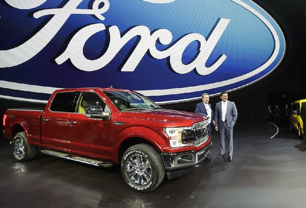 Trump Scrutiny Of Factories Sets Auto Show Tone Ford