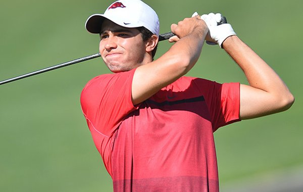 Alvaro Ortiz finished second in a three-way playoff at the Latin America Amateur Championship.