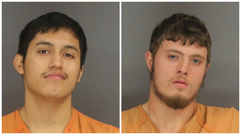 Police: 2 Arkansas teens arrested in drive-by shooting