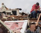 Severe storms move through southern U.S.