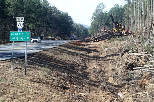 Ahtd Announces 70 East Lane Closures