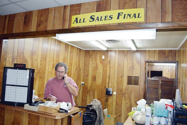 'This is history' Longtime stores in downtown Conway