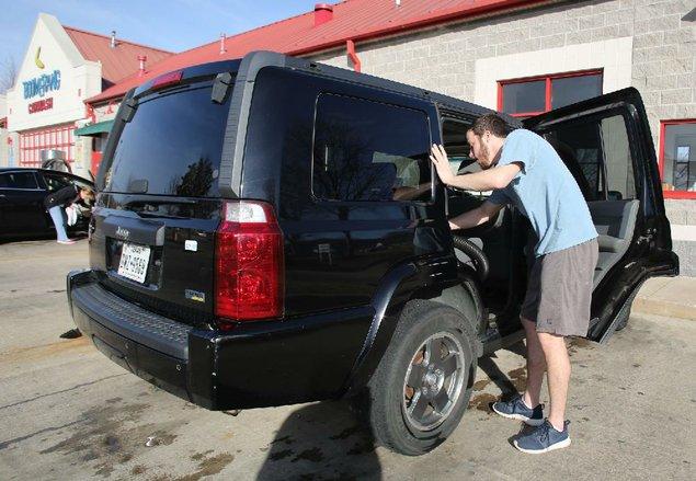 Boomerang Car Wash Fayetteville Arkansas