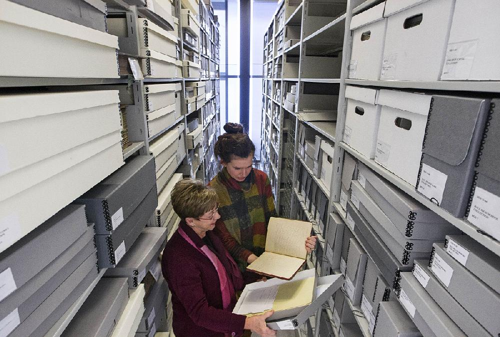 Winthrop Rockefeller Charitable Trust donates $2.25M toward UALR center's record preservation effort