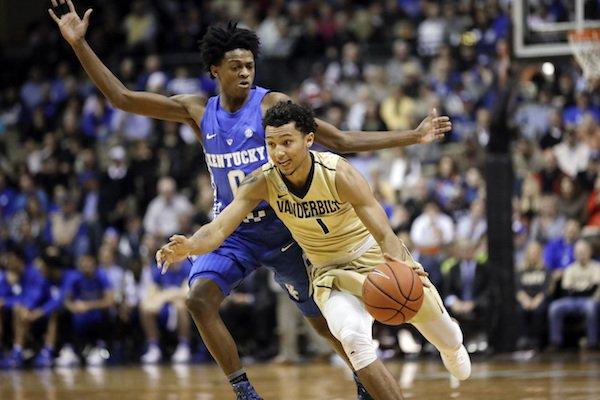 Cowgill 6 Uk Basketball Visits Vanderbilt Tuesday: Just Dandy At Vandy: Willis Knows His Way
