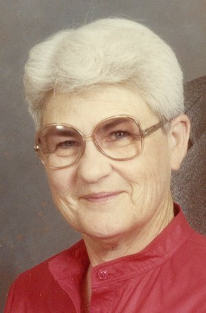 Billie Jines Former editor Pea Ridge Graphic 1967-1976