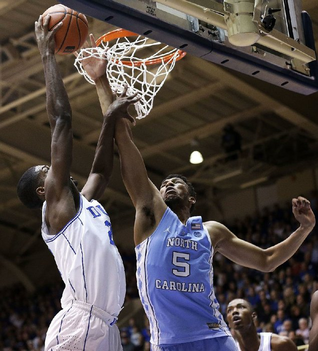UNC's Theo Pinson available vs. Duke after 3-game absence