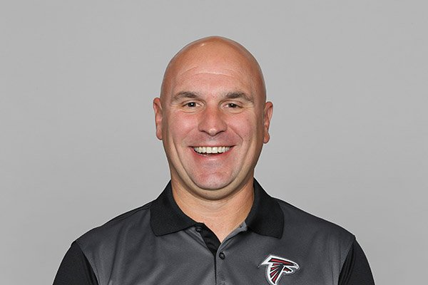 This is a 2016 photo of Chad Walker of the Atlanta Falcons NFL football team. This image reflects the Atlanta Falcons active roster as of Monday, June 13, 2016 when this image was taken. (AP Photo)