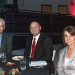 Russellville Area Chamber of Commerce banquet