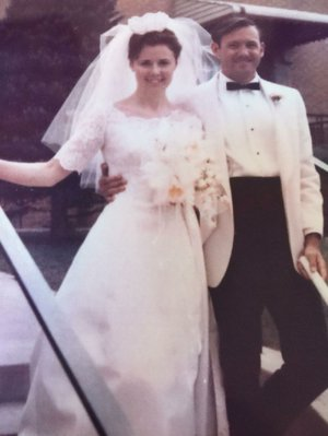Marie and David Welch exchanged their vows on Aug. 21, 1965. They met through a theater group at Colorado State College in Greeley, Colo., and will co-star in A.R. Gurney's play, Love Letters, a fundraiser for the Kiwanis Club of Hot Springs Village, on Valentine's Day.