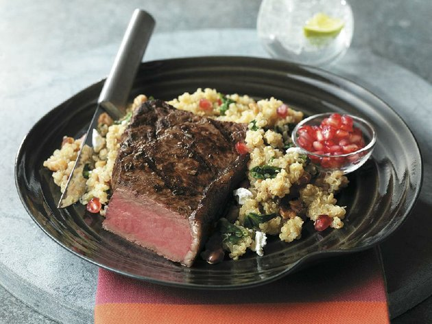 pomegranate-steak