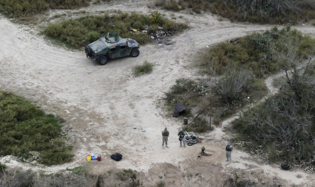 file-in-this-feb-24-2015-file-photo-members-of-the-national-guard-patrol-along-the-rio-grande-at-the-texas-mexico-border-in-rio-grande-city-texas-the-trump-administration-is-considering-a-proposal-to-mobilize-as-many-as-100000-national-guard-troops-to-round-up-unauthorized-immigrants-including-millions-living-nowhere-near-the-mexico-border-according-to-a-draft-memo-obtained-by-the-associated-press-ap-photoeric-gay-file