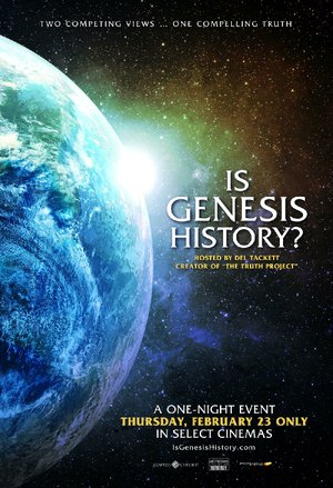 Is Genesis History? will air in theaters for one night only on Feb. 23. Little Rock native Thomas Purifoy Jr. directed the documentary.