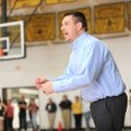 West Fork coach Rodney Selph calls out to his players from the sideline Jan. 31 during a game agains...