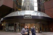 AIG has its ...
